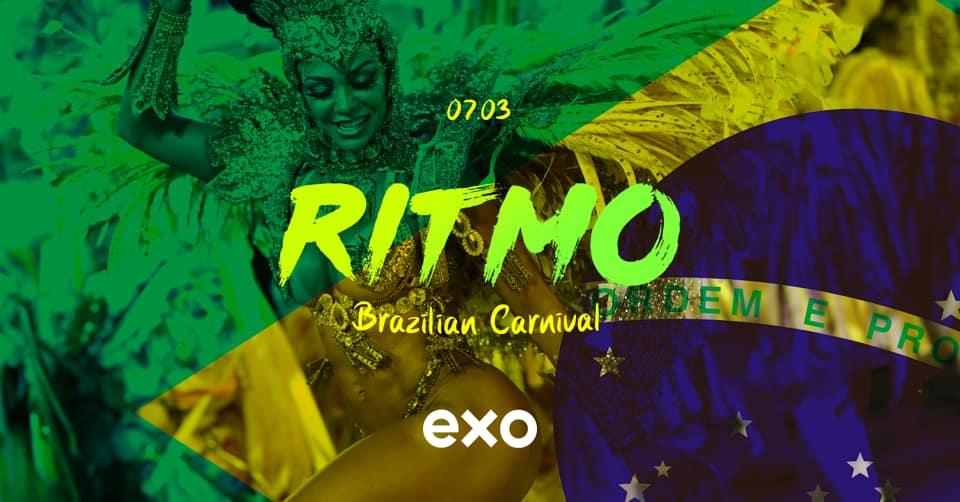 EXO RITMO • BRAZILIAN CARNIVAL •